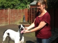 Amy in new home July14